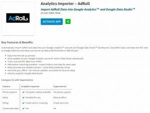 power my analytics adroll